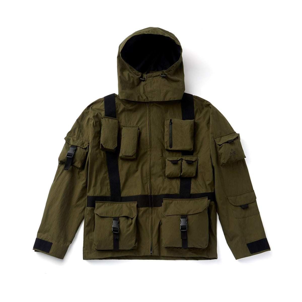 Crease Mountain Jacket (khaki)