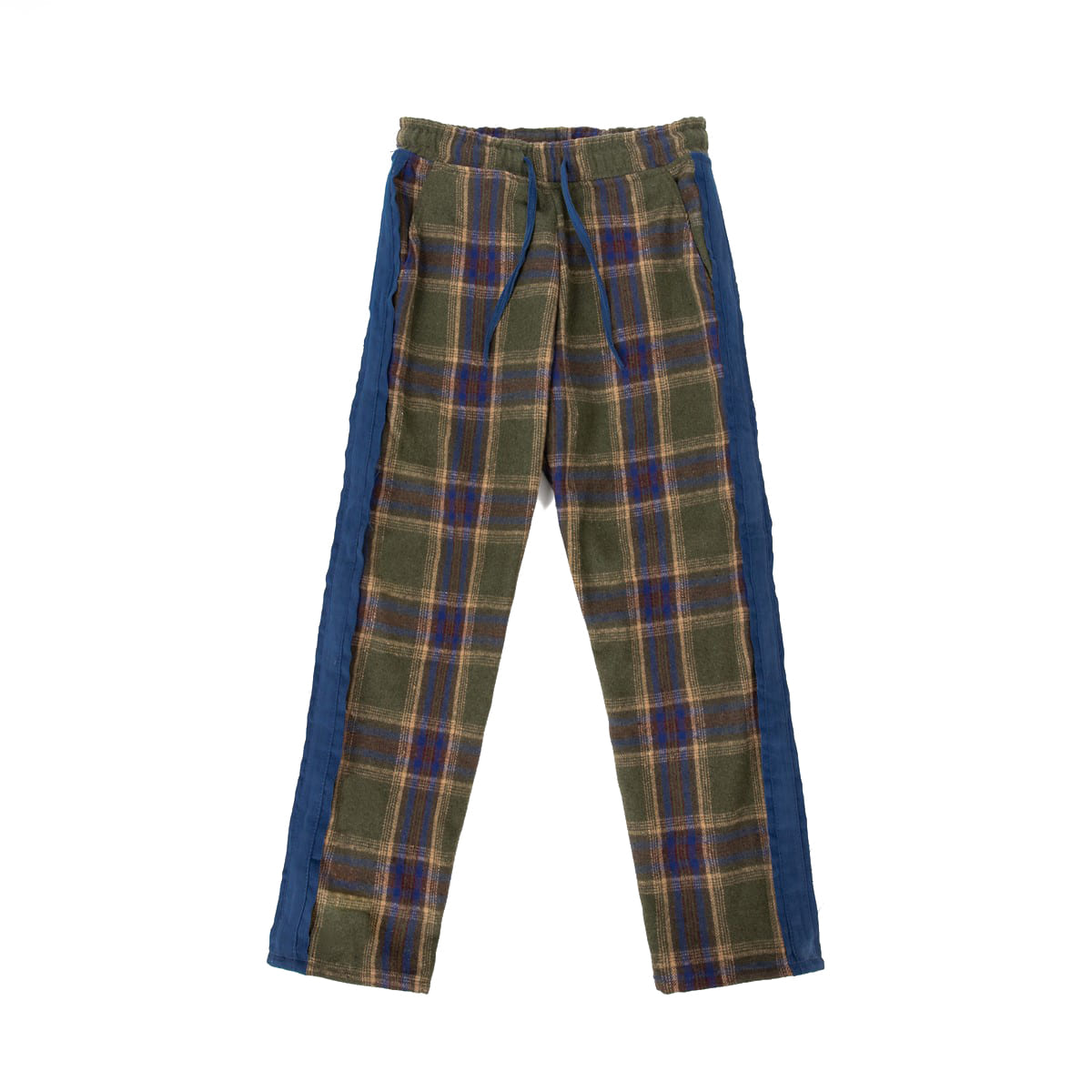 Cozy Check Pajamas (blue)