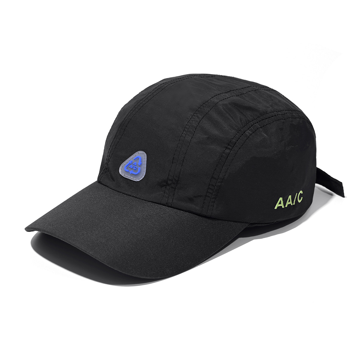 AA/C Nylon 5-Panel Cap (black)