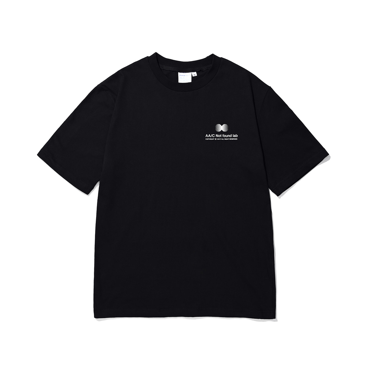 Circle Logo T-shirt (black)