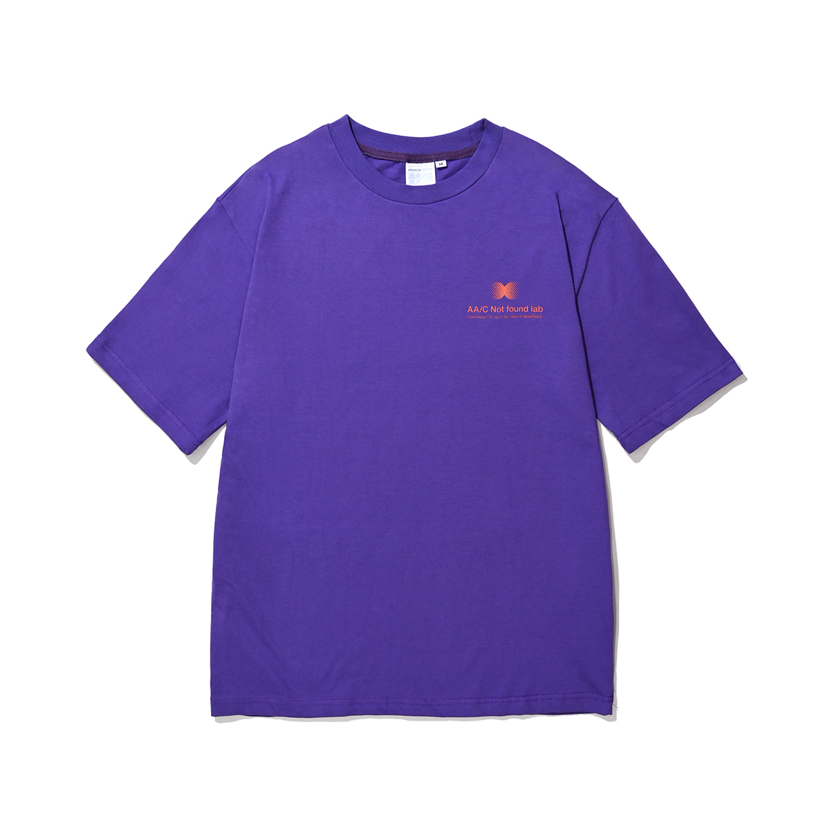 Circle Logo T-shirt (purple)