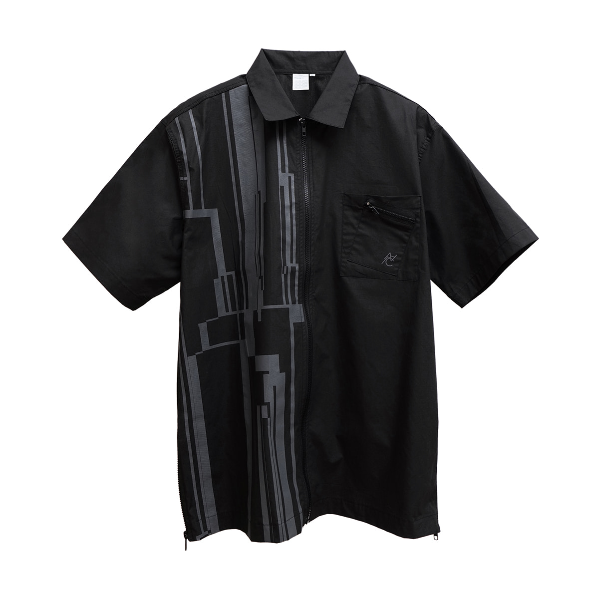 Gotha.2 Zip Shirt (black)