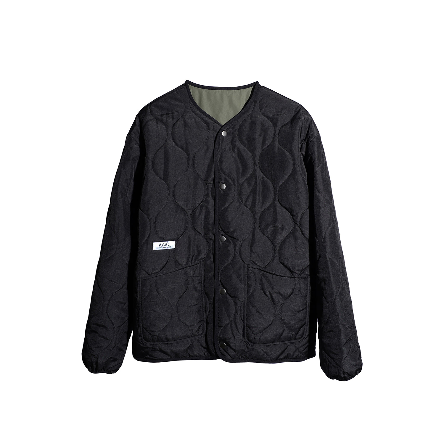 CELLULE Reversible Quilting Jacket