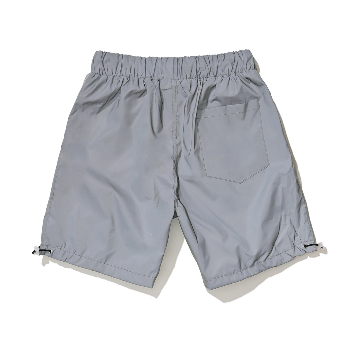 3M Reflective String Shorts (gray)