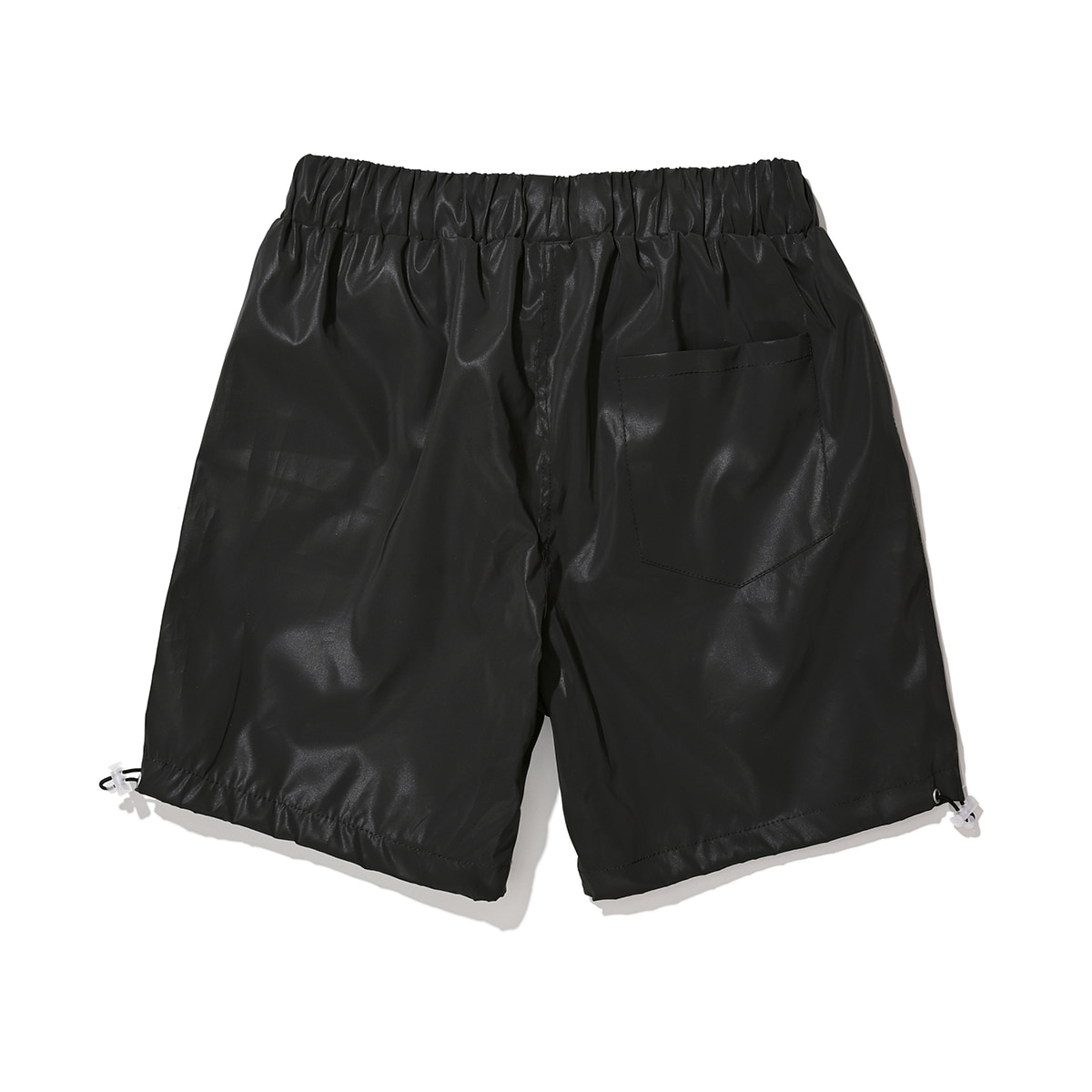 3M Reflective String Shorts (black)