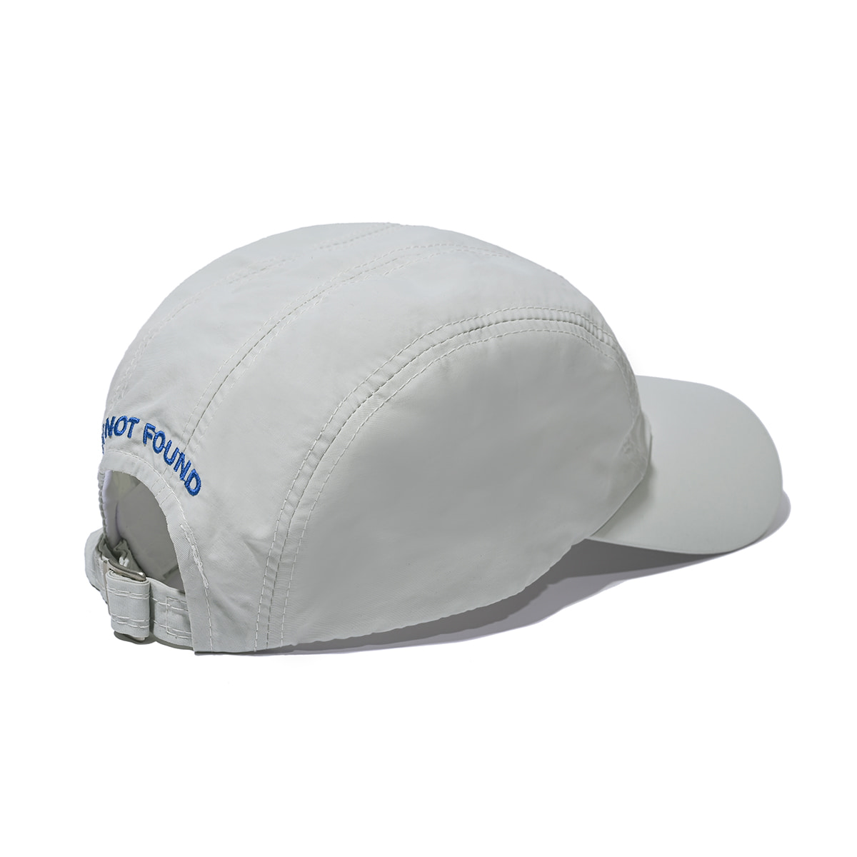 AA/C Nylon 5-Panel Cap (emerald gray)