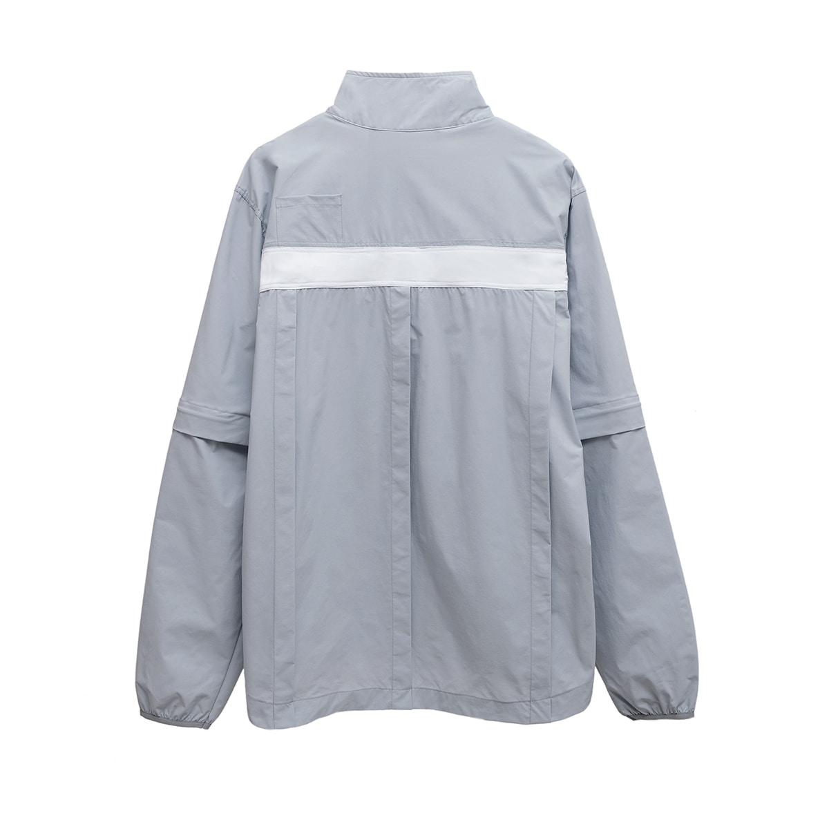 V.S Detachable Zip Jacket (gray)