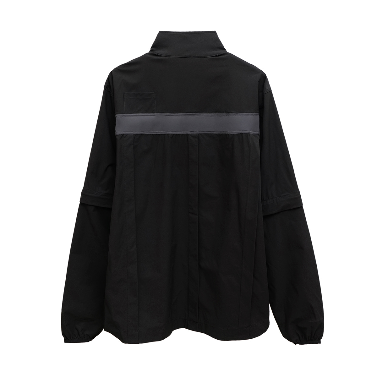 V.S Detachable Zip Jacket (black)
