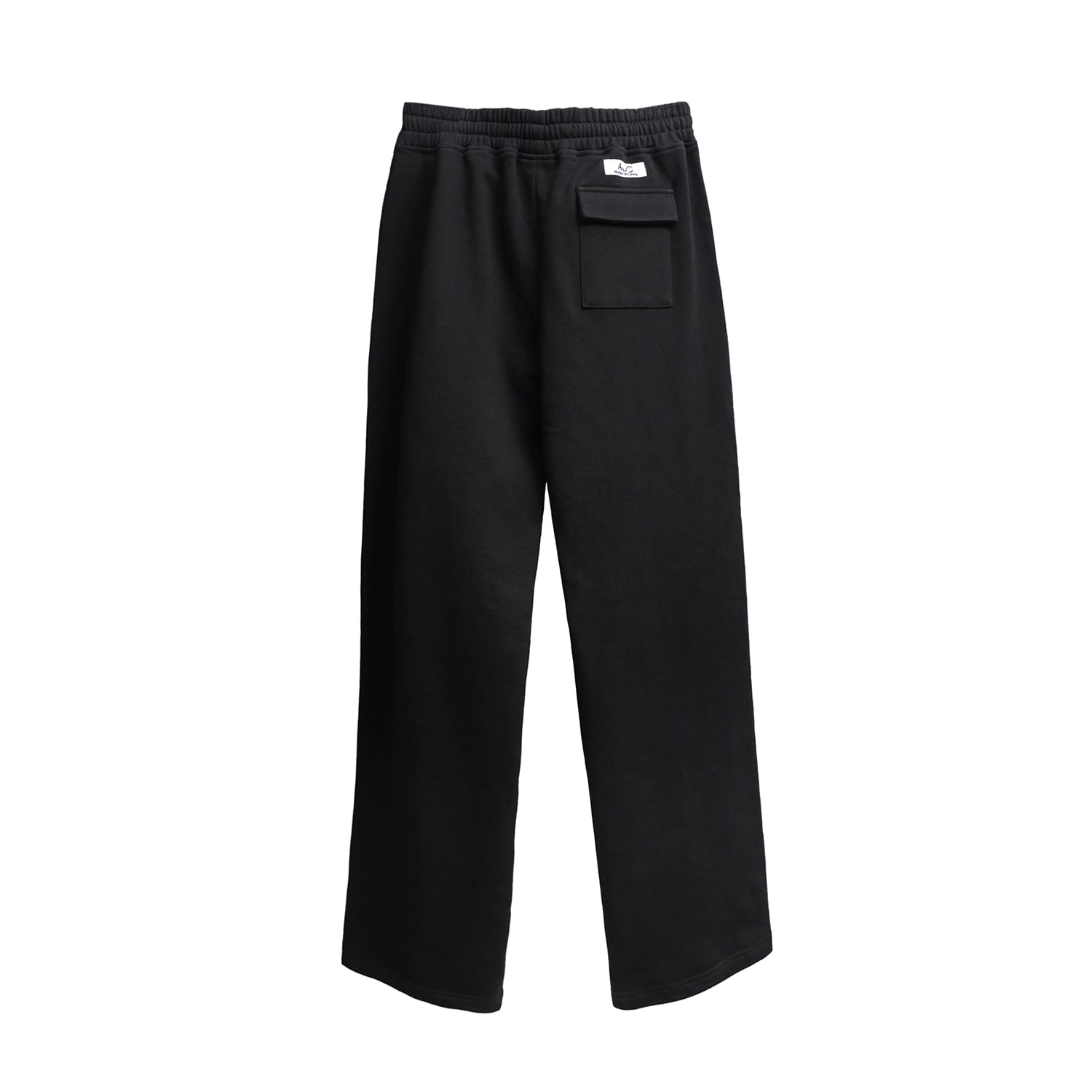 Pentagonal Pocket Sweat Pants (black)
