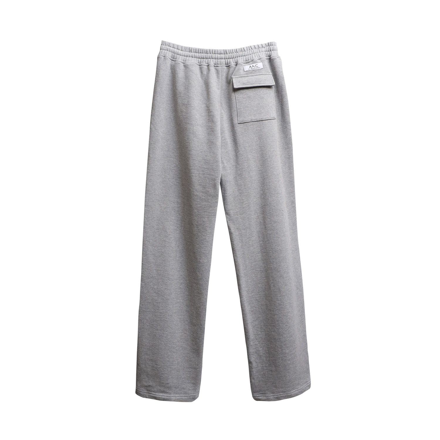 Pentagonal Pocket Sweat Pants (gray)